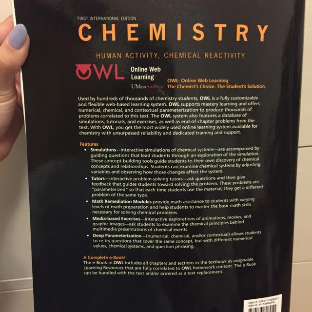 🆕 Nelson Chemistry textbook