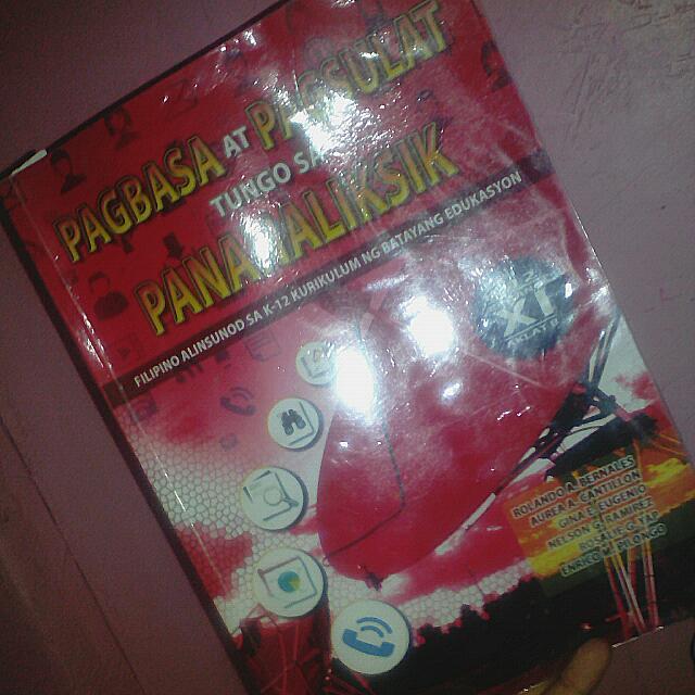 PAGBASA AT PAGSULAT Tungo sa pananaliksik Grade 11