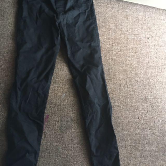 Roxy Black Cargo Jeans