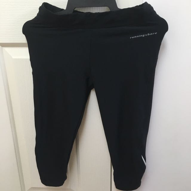 Running Bare Gym Tights Body/corps