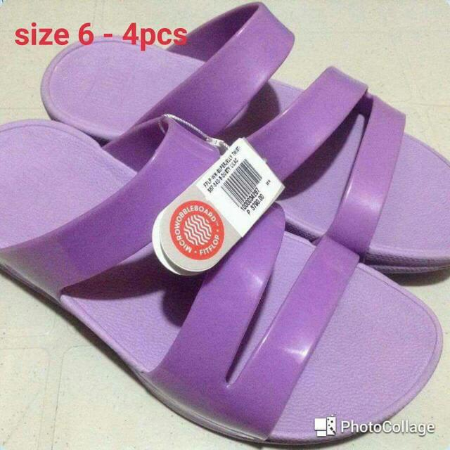 Rush SALE FITFLOPS