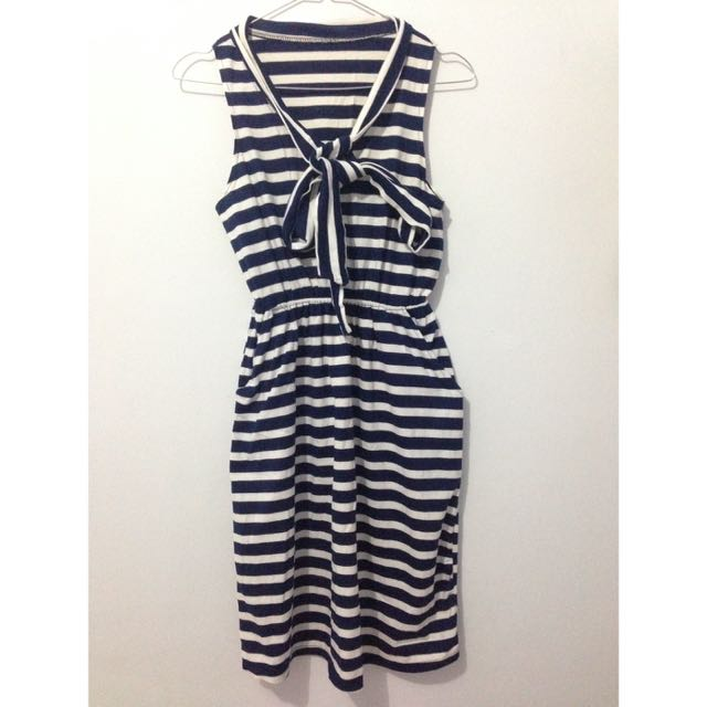 Sailor Stripe dress