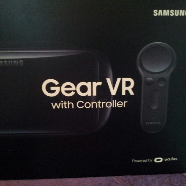 Samsung VR With Controller