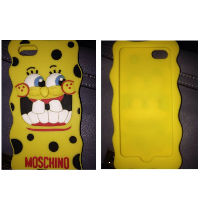 Softcase Spongeboob