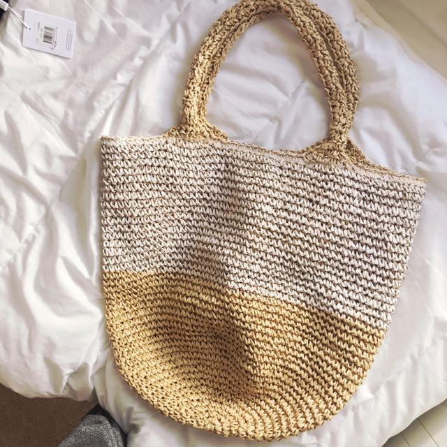 Sportsgirl Beach Bag