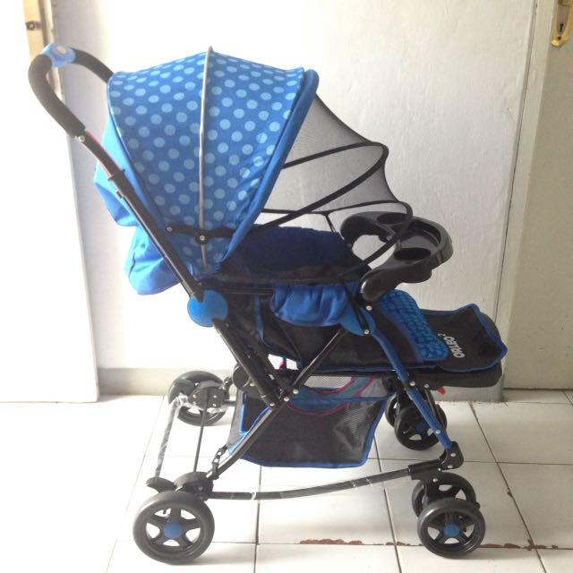 Stroller Baby Merek Does Orleo2