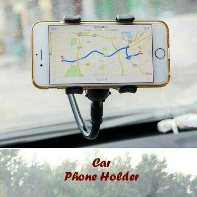 Tempat Hp Di Mobil / Car Phone Holder