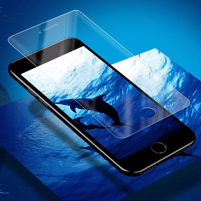 Tempered Glass Phone Screen Protection