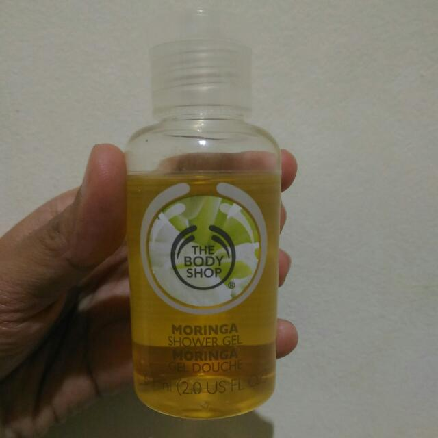 The Body Shop Shower Gel Moringa - 50ml