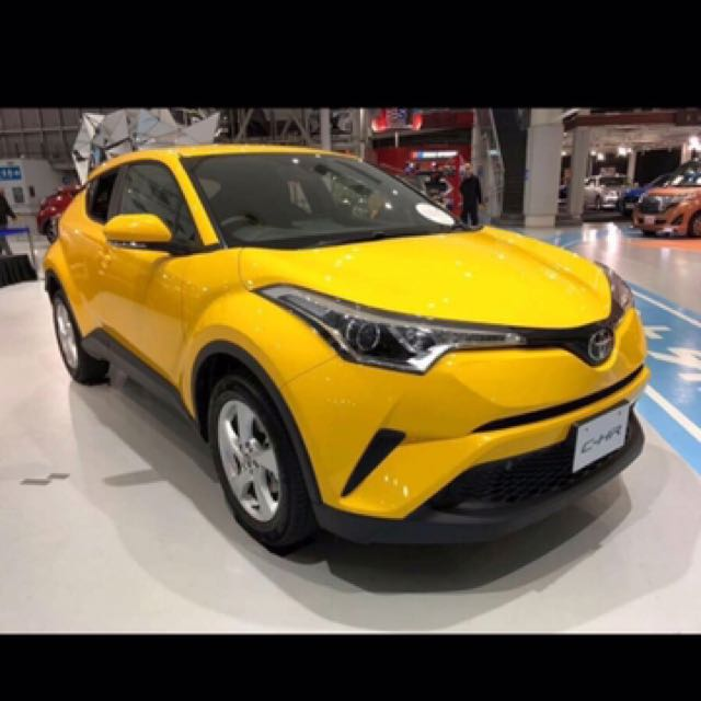 toyota c hr 1 8s hybrid cars cars for sale on carousell. Black Bedroom Furniture Sets. Home Design Ideas