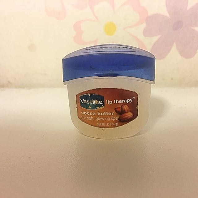 Vaselline Lip Therapy Cocoa Butter