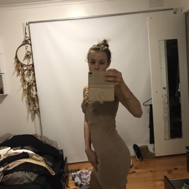 Velvet Dress Worn Once