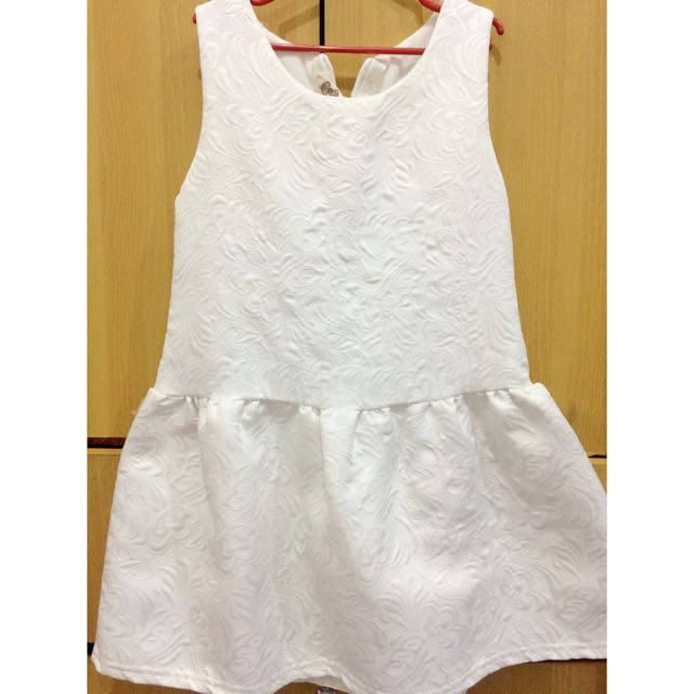 Reprice: White Dress