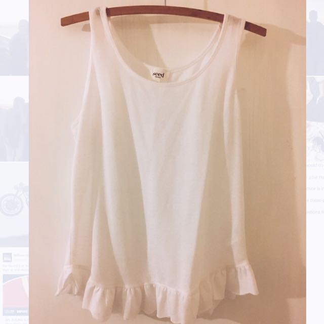 White Seed Top