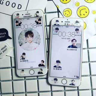 BTS SCREEN PROTECTOR