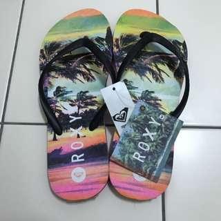 ROXY衝浪品牌全新拖鞋#五百元好女鞋