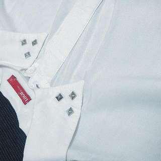 Logo White Shirt