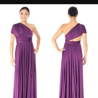 *Reserved - Henkaa Convertible Dress