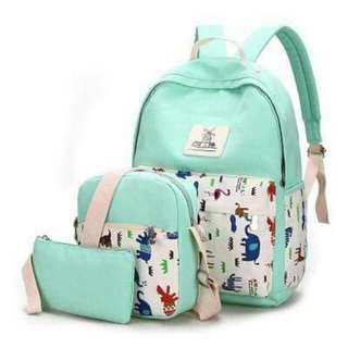 3-1 Kawaii Back Pack