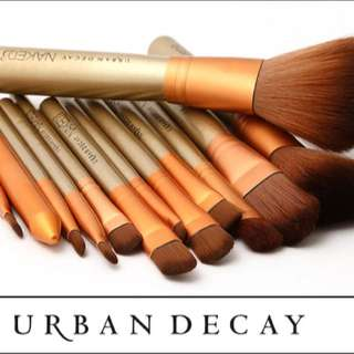 Naked Brushes Urban Decay