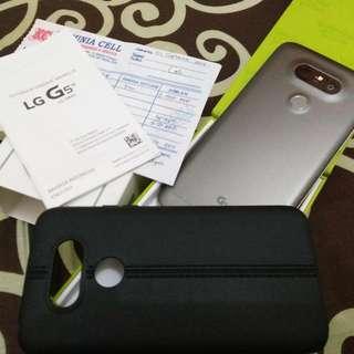 LG G5 SE Titan Garansi