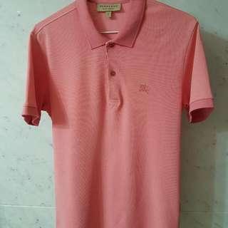 burberry的polo衫,正品九成五新,只穿1次,購於2017今年新款,本人不賣仿,只賣正品,可於官網查看