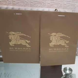 burberry袋子