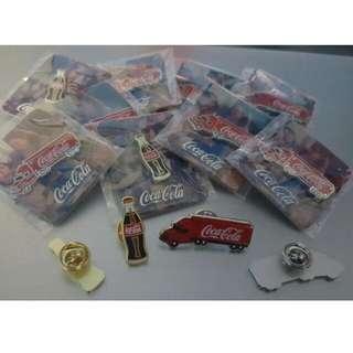 Coca-Cola Collectible Pin (Authentic)