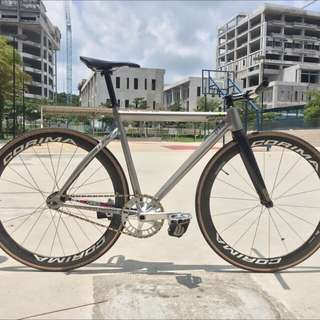 CPS X COLOSSI Frameset