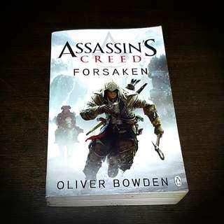 [FREE BOOKS!] Assassin's Creed Forsaken - Oliver Bowden