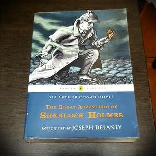 [FREE BOOKS!] The Great Adventures Of Sherlock Holmes - Sir Arthur Conan Dyle