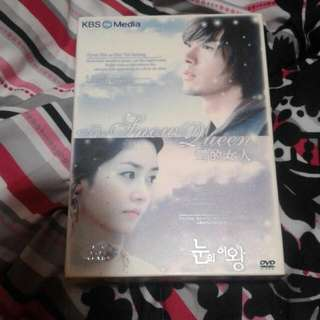 The Snow Queen HYUN BIN DRAMA SET KDRAMA