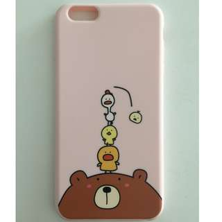 Cute iPhone 6/6S Soft Cover Phone Case (available for the 6/6S Plus too)