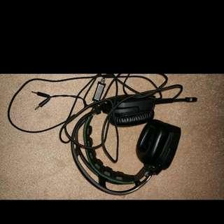 Razer O'War Headphone