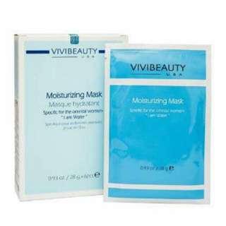 Vivibeauty水肌晶面膜vivispa 用