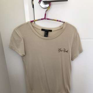 Nude New York Tee