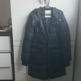 Pull & Bear Winter Jacket Musim Dingin