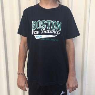 Boston New Balance Tee