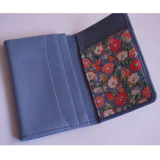 Cath Kidson leather card case