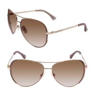 MICHAEL Michael Kors 'Sicily' 59mm Metal Aviator Sunglasses