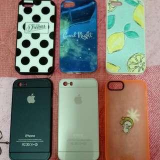 iphone5 5s Se外殼