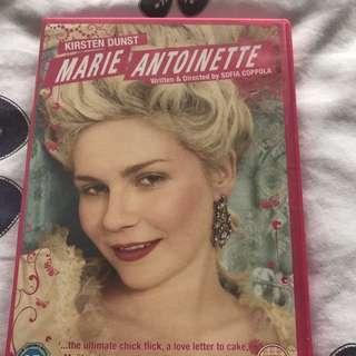 DVD - Marie Antoinette