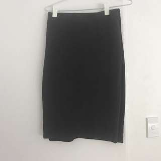 Knit Skirt - Size S