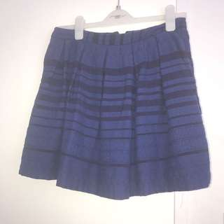 Forever New Pleated Skirt