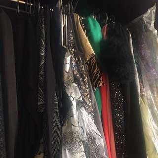 My Full Closet
