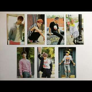 Fanmade BTS Now 3 PC Set
