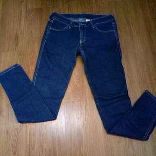 H&M Skinny low Waist Jeans
