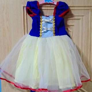 白雪公主洋裝