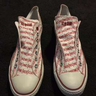 Converse Chuck Taylor (Size 12) Shoes - Slip On Style