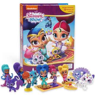 Brand New Shimmer and Shine My Busy Book